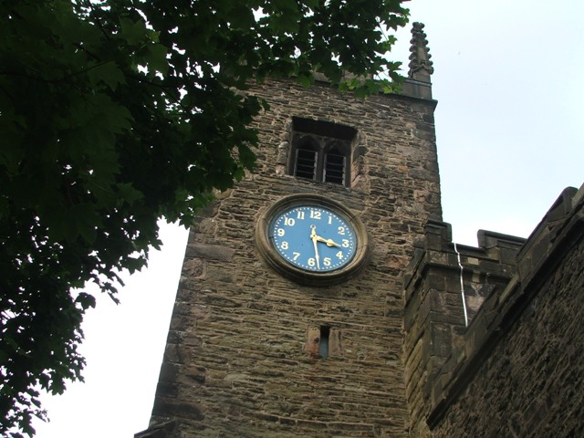 The Tower Clock