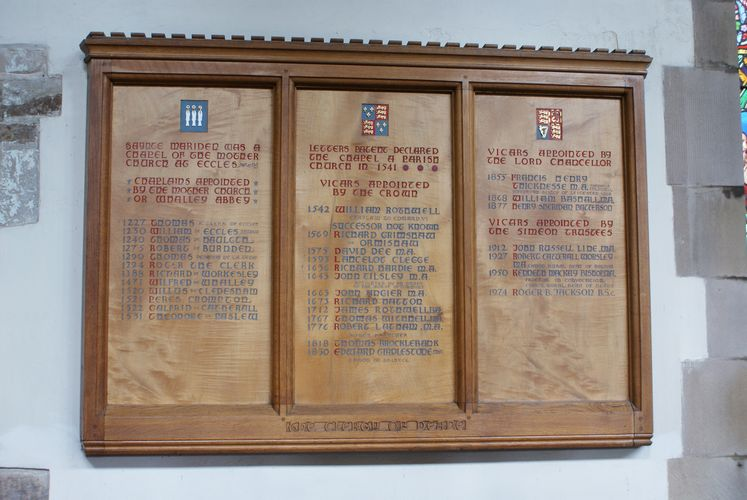 The Clergy Board